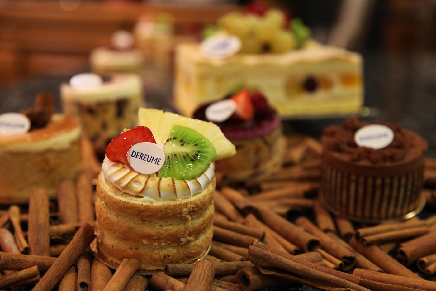 Boulangerie Pâtisserie Dereume - Petits Gâteaux